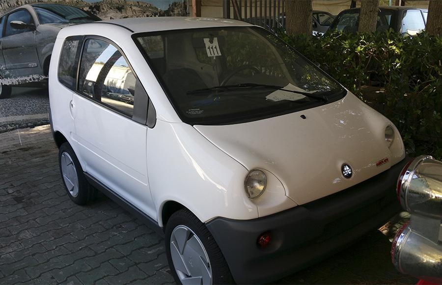 400 Aixam Si guida dai 14 anni - Universal Auto